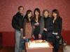 2009-03 Misa de Pap y Cumpleaños de Sari