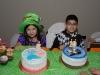 2011-10 Jimena y Ariel Birthday